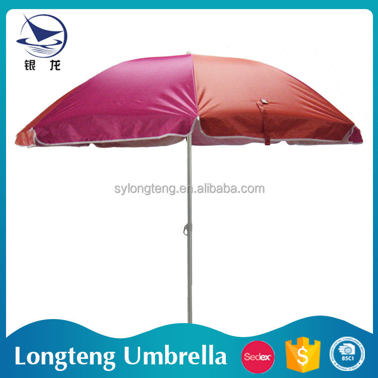 Top quality Cheap price Beach umbrella Wind resistant tenda pameran