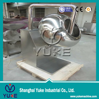 Hot sale stainless lab coating machine