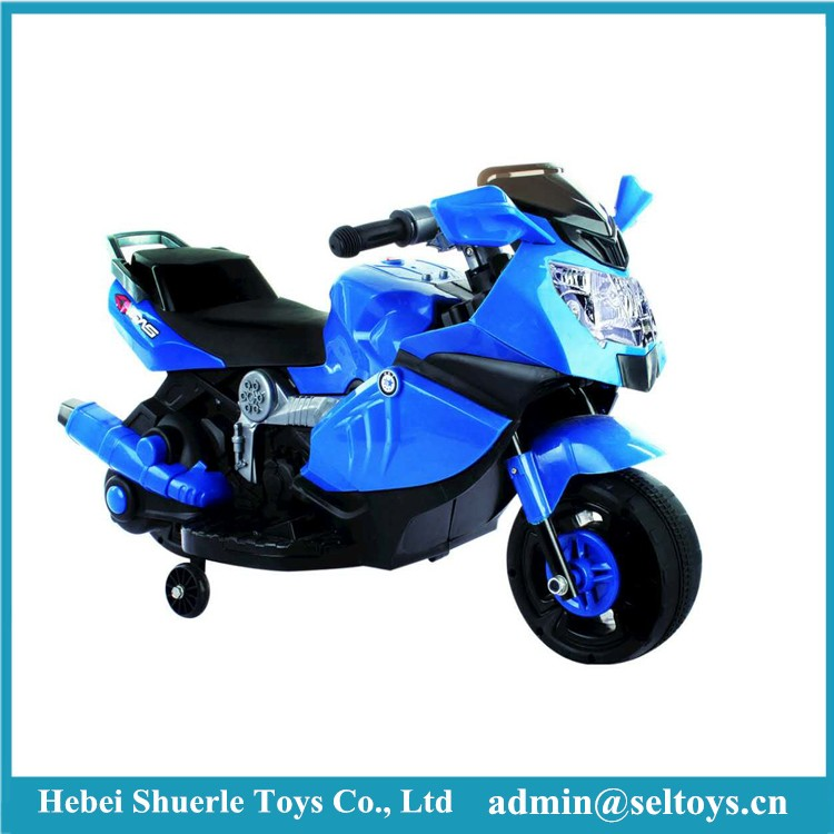 2017 New Smart Children Motorcycle toys For Baby