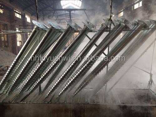 Ground Screw Anchor/screw pile anchor for Solar Mounnnt System