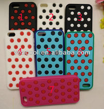 Soft Silicone Back phone Case Cover For Apple iPhone5 5G 5S