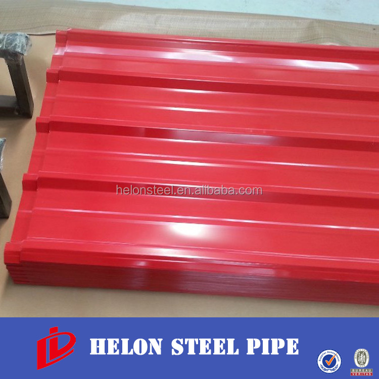red color cold rolling steel roof construciton coil 914mm-1250mm