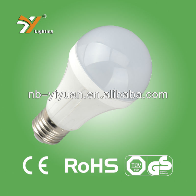 CE-LVD/EMC, RoHS, TUV-GS Approved 10W LED Bulb A60AP