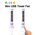 Portable Mini USB Tower Fan Cooling Bladeless Air Conditioner Home Office Cool Fan For Home/Office