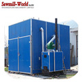 50CBM electric wood drying kilns for sale,timber drying kiln