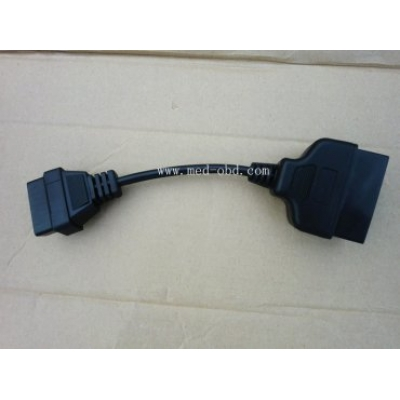 OBD2 Cable 16P Female for TOYOTA 22p J1962f OBD2 Adapter d