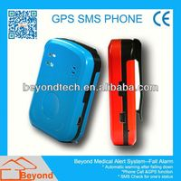 Beyond Elderly Household Medical Alert System with Wear Mobile and GPS Function