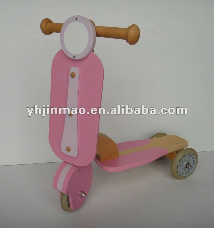 2015 latest baby learning scooter set toys