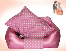 OEM dog beds luxury indoor/outdoor pet bed house for dog