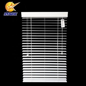 China High Quality 50mm Foam Wood Window Blinds