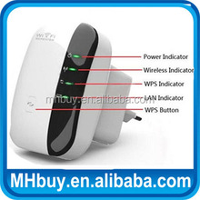 300Mbps Wireless N 2.4 GHz repeater wifi signal amplifier