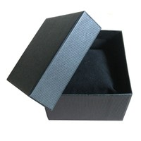 New Brand Watch Box paper Present Gift Box Case For Bracelet Bangle Jewelry Watch Box Cases For Watches Cheap price