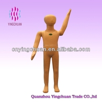 Foam adjustable kids mannequins