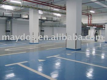 Common Epoxy Floor Paint
