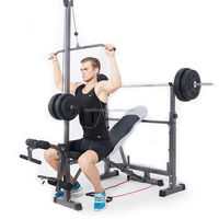 Weight Lifting Bench Press Home Gym