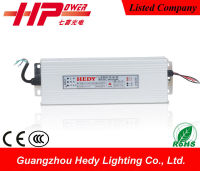 CE RoHS approved ac/dc single output constant voltage 300w 5v waterproof led power supply