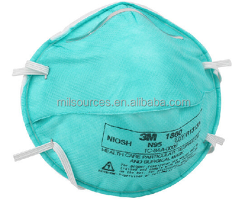 3M N95 Particulate Respirator Mask Cone FLU Influenza Heath Care