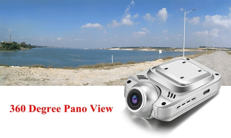 2017 Private Universal 360 Degree Car Security Camera with EMMC memory dash cam
