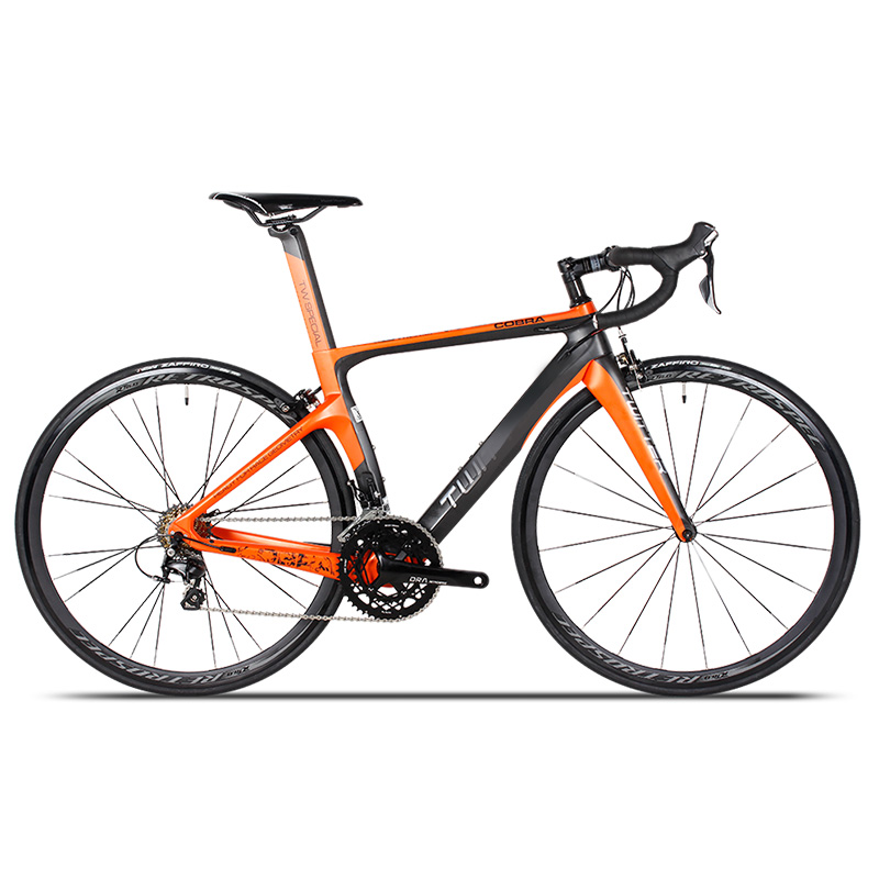 2017 700C 22 speed road bike with superlight carbon bicycle