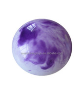 PVC toy balls/plastic marble ball/phthelate free PVC
