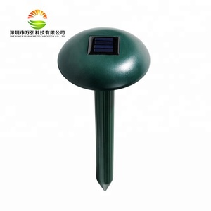 2017 Insect Repellent Solar Ultrasonic Popular Snake Repeller For Sale