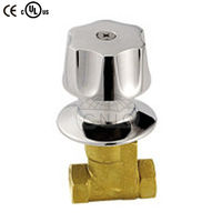 KY5012 Water Meter Brass Gate Valve