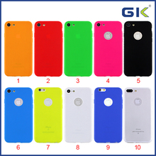 [GGIT] Ultra-thin Bright Candy Color Soft TPU Cell Phone Case For IPhone 6 Celular Cover