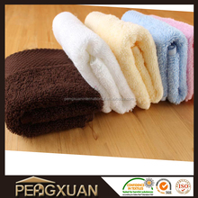 white color and dark color thin cotton face towels hand towels on sale
