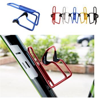 GUB 010 Cycling Bike Bicycle Motorcycle Water Bottle Holder Aluminum Alloy Bottle Stand Cage Water Bottle Cage