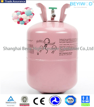 Hot sale disposable helium balloon cylinder wholesale22.4L 50LB helium tank