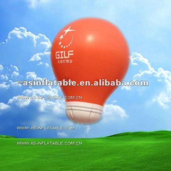 2012top hot-selling new design inflatable sky advertising balloon