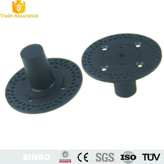 High precision professional aluminum audio speaker parts/loudspeaker parts for sound box and car