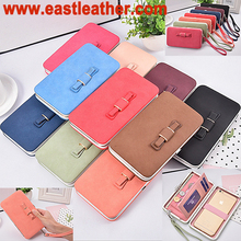 2017 Best selling classical fashion women wallet, leather wallet