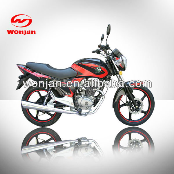 Good quility motorbikes/air cooled motorcycle/from china motorbikes(WJ150-II)