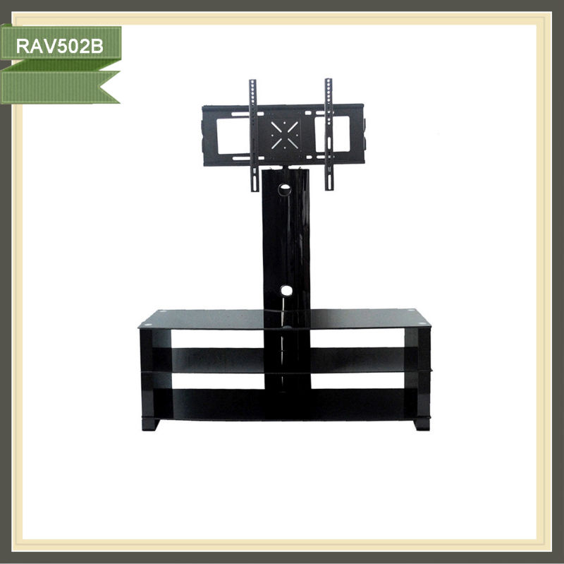 Living Room Furniture modern lcd movble glass set tv stand cabinet