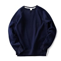 CNS007 Blank couple crew neck sweaters