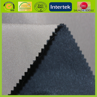 new Customize 100% Polyester Pongee Coating PE/PA/TPU Coated Fabric