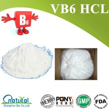 10 Years GMP Factory Provided VB6 Pyridoxine HCL