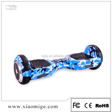 2 wheels powered electric self balance scooter hover board scooter