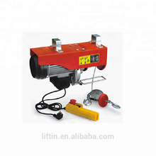 Small Wire Rope Hoist Pa200 Mini Electric Hoist Winch