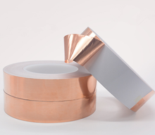 Single and Double Side Conductive Acrylic Adhesive Copper Foil Tape for EMI Shielding