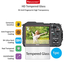 Tempered Glass LCD Screen Protector Guard for Camera Nikon CoolPix L840