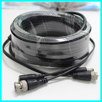 cable extension video 2.1mm dc bnc dc plug play video power cable