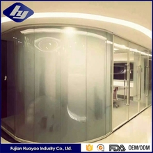 Factory Price Privacy PDLC Film Switchable Transparent Smart Glass Electric
