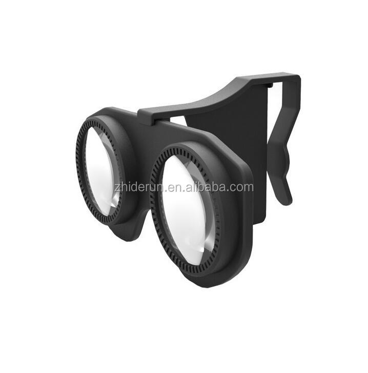 promotional item cheap 3d glasses Foldable Immersive 3D Mini VR Glasses 3d active glasses