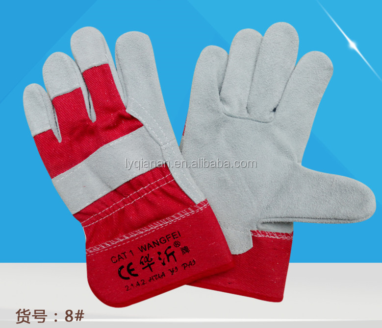 OEM Service Industrial Hand Safety Gloves Used For Work