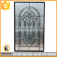 stained glass patterns bevel panel piece