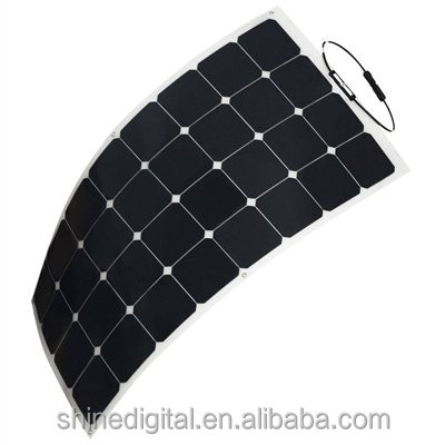 100 watt flexible solar panel 100 watt flex pannello solare 100w 12v for boat