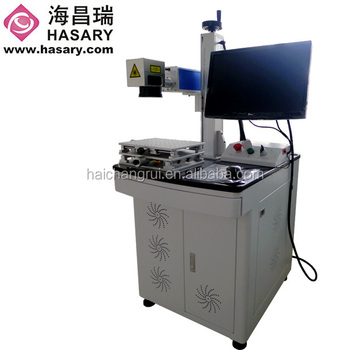 Hasary laser low cost 20w metal fiber laser marking machine price