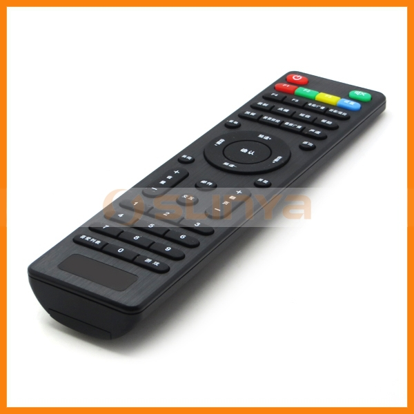 Hot Selling Black Universal IR Android TV Box Remote Control